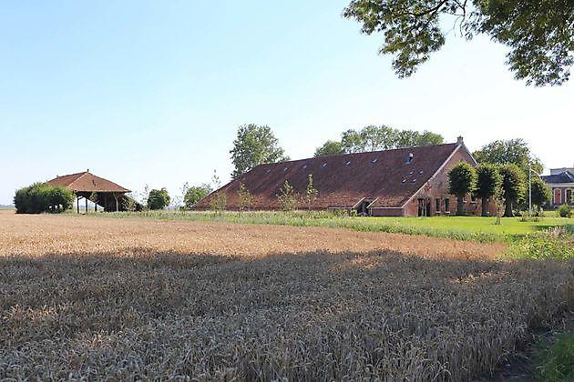 Uniciteit van de boerderij - Hoogheem Erfgoed & Logies Nieuwolda