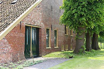 Gastenverblijf Ruiterstok Hoogheem Erfgoed & Logies Nieuwolda